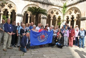 IPA DUBROVNIK FRIENDSHIP WEEKS 2017 - THE CROATIA ISLANDS TOUR